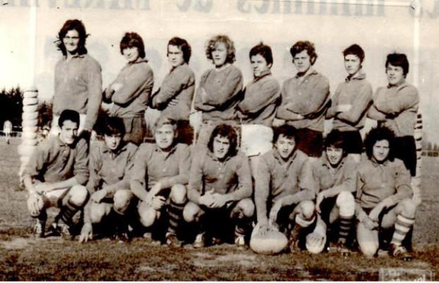 1972 FRONTIGNAN CADETS JUNIORS