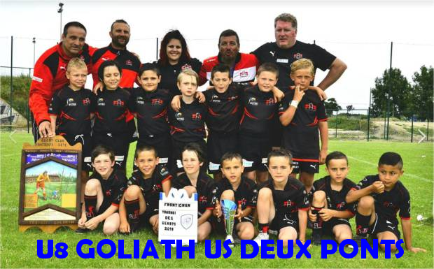 3 - GOLIATH US DEUX PONTS