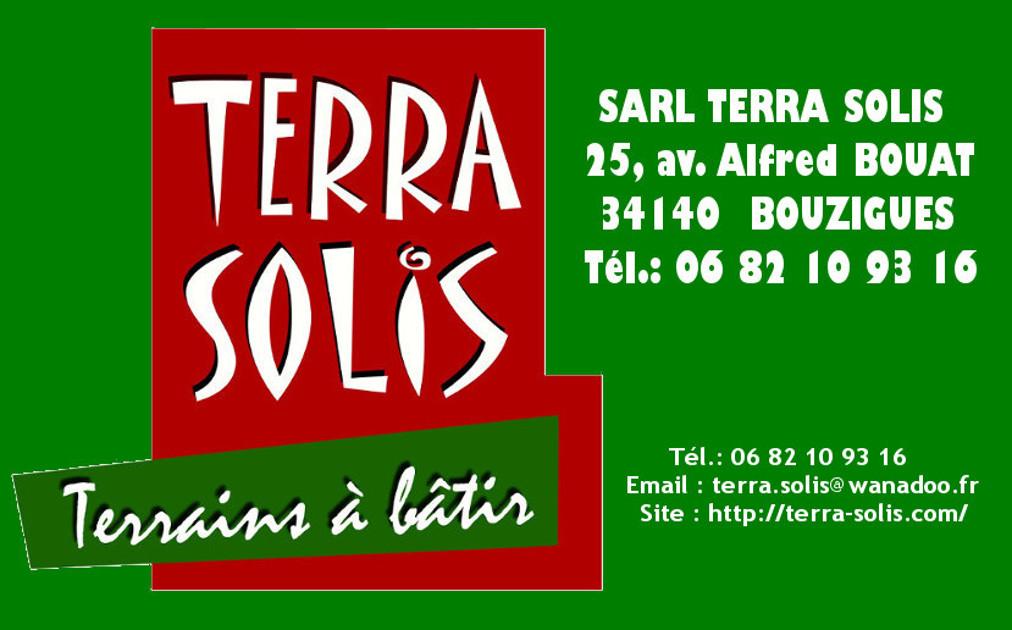 CARTE VISITE TERRA SOLIS