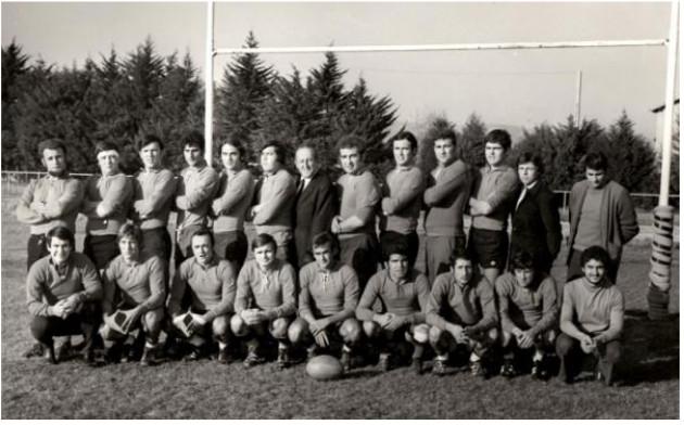 1972_FRONTIGNAN_SENIORS_3ème_division