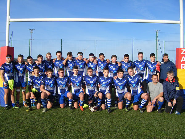 JUNIORS 2018 2019 AS POUSSAN THAU RUGBY.