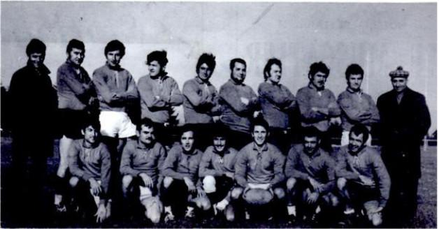 1972 FRONTIGNAN SENIORS