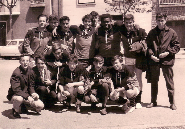 600 RUGBY FRONTIGNAN 1963