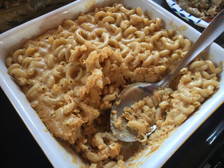 Cashew Mac & Cheese