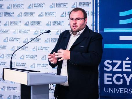 Fulbright-ösztöndíjat nyert el a Széchenyi Egyetem jogi karának oktatója