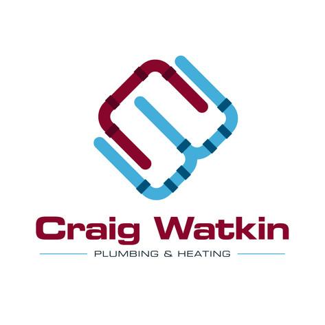 Craig Watkin Plumbing & Heating Logo