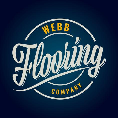 Webb Flooring Company Logo