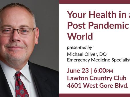 Southwestern Medical Center Offering Free Seminar...