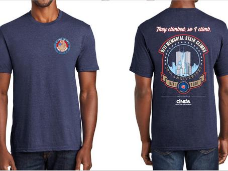 Cintas hosting walk in honor of 9/11 Firefighters