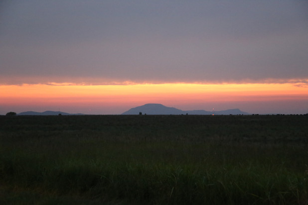 The Wichita Mountains