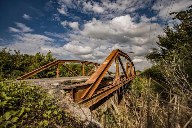 Rustic Bridge Comanche County Ok