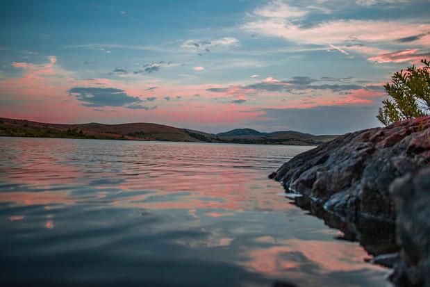 Lake Elmer Thomas