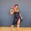 Thumbnail: Veronica - Satin Split Dress