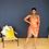 Thumbnail: Silk City   Copper Satin Dress
