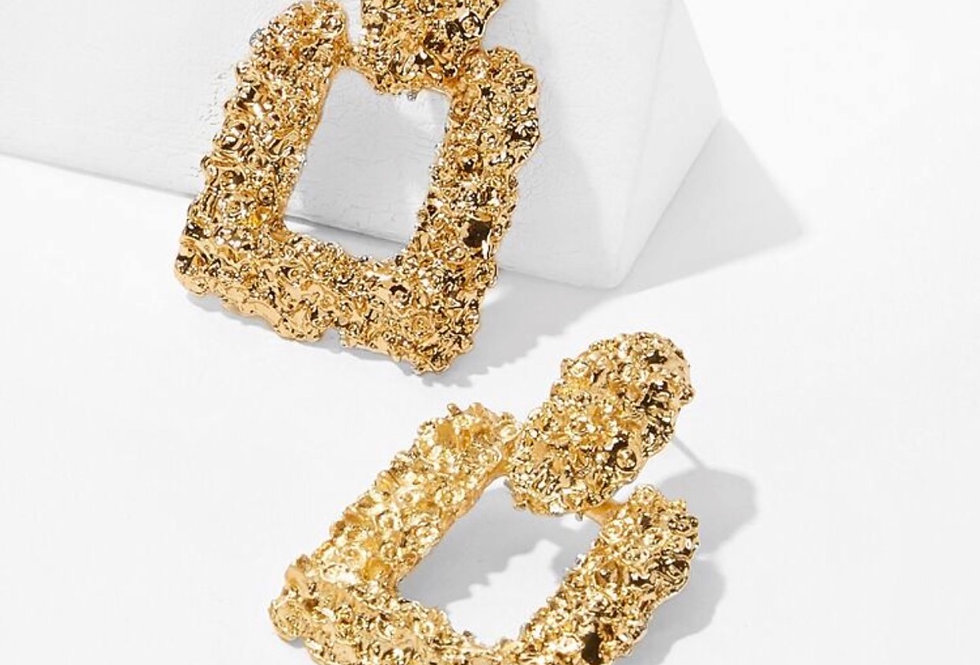 All That Sass - Textured Gold
