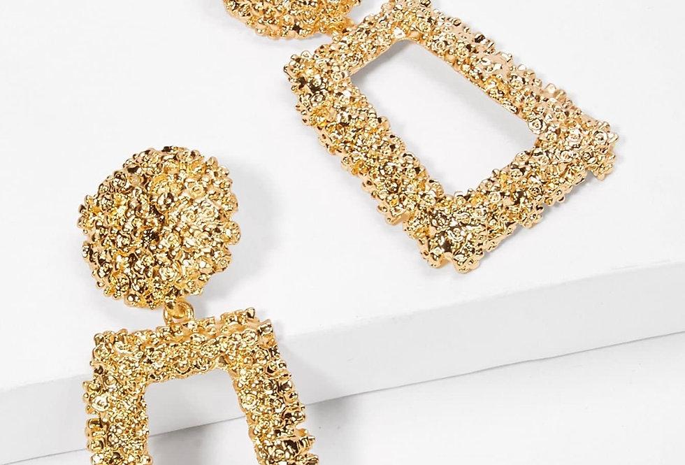 Door Knockers - Textured Gold & Sliver