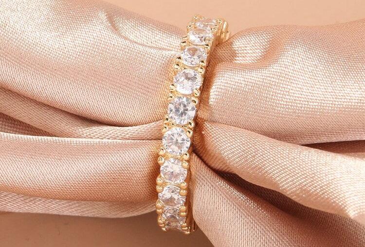 Bling Boom Baby - Diamond Ring