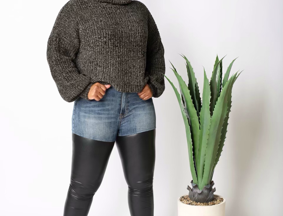 Sweater Weather - Charcoal Grey