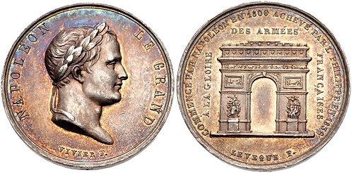 100013   FRANCE. Napoleon I Medal.