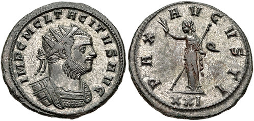 100010     ROMAN EMPIRE. Tacitus Antoninianus.