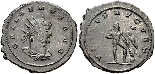 100009 | ROMAN EMPIRE. Gallienus Antoninianus.