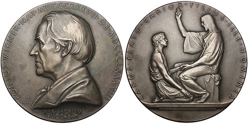 101009  |  SWEDEN. Pontus Wikner silver Medal.