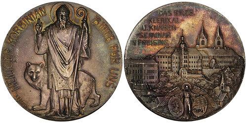 100493  |  GERMANY. Freising. Silver Medal.