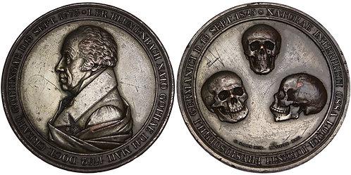 100332     GERMANY. Johann Friedrich Blumenbach bronze Medal.