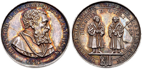 100029 | GERMANY. Reformation Medal.
