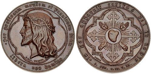 100032 | BELGIUM. Sacred Heart Medal.