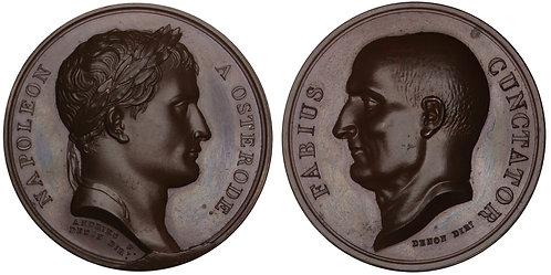 100799  |  FRANCE. Napoléon I bronze Medal.