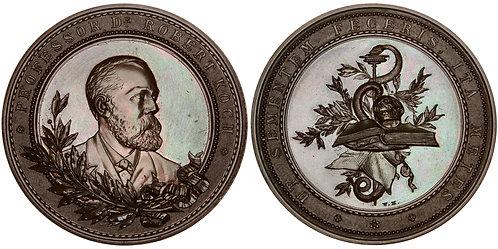 101209  |  GERMANY. Heinrich Hermann Robert Koch bronze Medal.