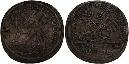 100500  |  GERMANY. Nürnberg. Copper Rechenpfennig.