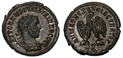 100078  |  ROMAN EMPIRE. Philip I silver Tetradrachm.
