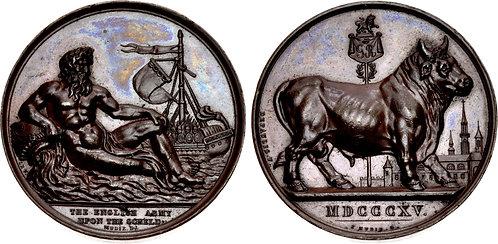 100051 | GREAT BRITAIN/NETHERLANDS. Bronze Medal.