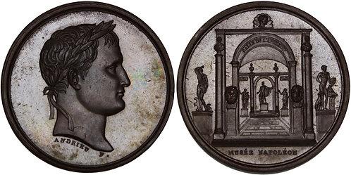 100327     FRANCE. Napoleon I bronze Medal.