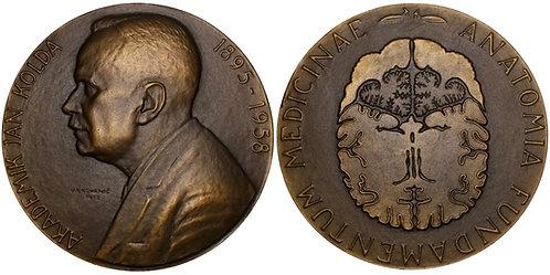 101249  |  CZECHOSLOVAKIA. Jan Kolda bronze Medal.