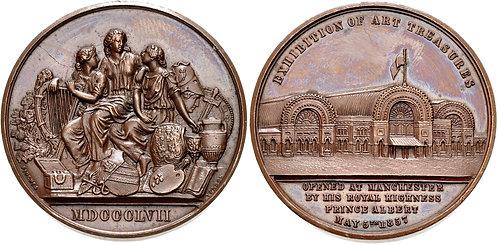 100025 | GREAT BRITAIN. Bronze Medal.