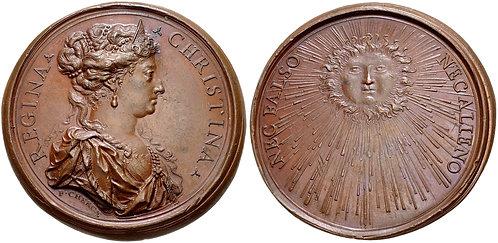 100031 | SWEDEN. Kristina Medal.