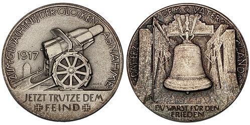 100162  |  GERMANY. Propaganda silver Medal.