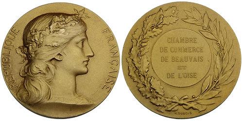 100531  |  FRANCE. Bronze Award Medal.