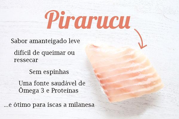 Filé de Pirarucu
