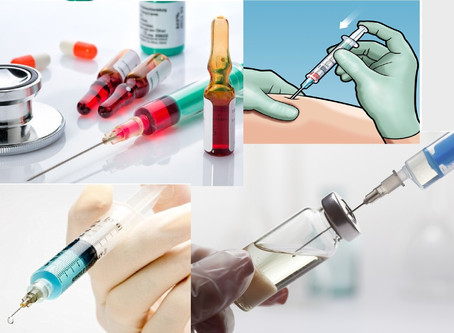 Injections in Healthcare – Intramuscular, Intravenous, Subcutaneous