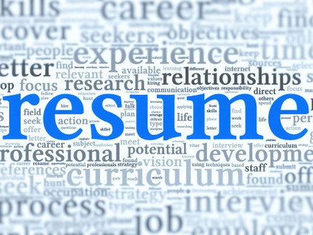 An effective Resume Writing to achieve Career Objectives - Breaking Barriers to success