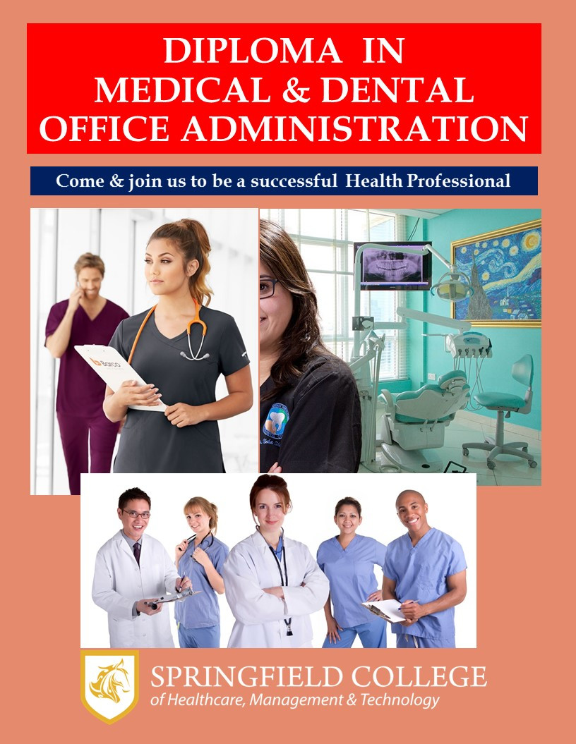 Dental Office Administration Program