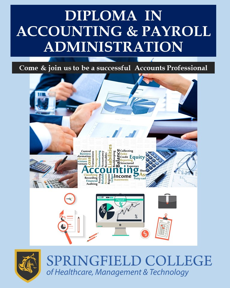 Diploma in Accounting & Payroll Administration