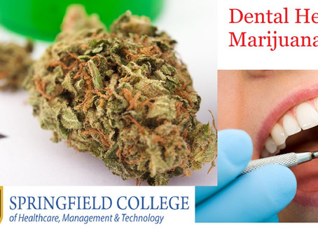 MARIJUANA- ORAL / DENTAL HEALTH CONCERNS