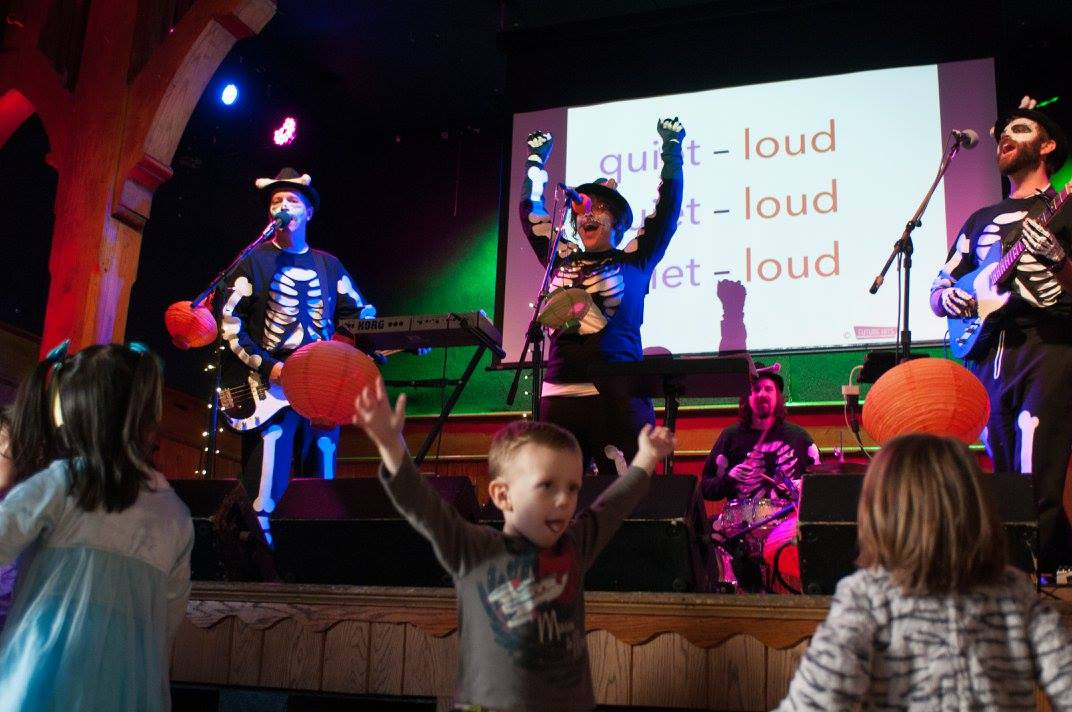 Future Hits' 5th Annual Halloween Spectacular | Schuba's Tavern, Chicago, Illinois