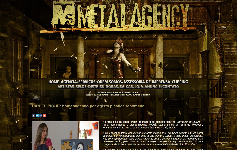 MS Metal Agency