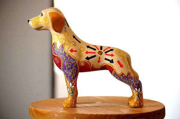 Toy dogart Bravecto por Izabel Pariz